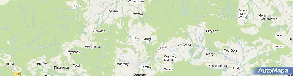 Zdjęcie satelitarne Smyk Krzysztof Usługi Ślusarskie