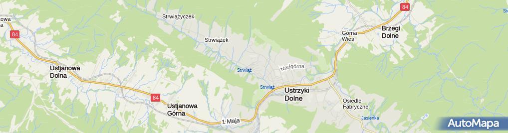 Zdjęcie satelitarne Stanisław Grządziel - Działalność Gospodarcza