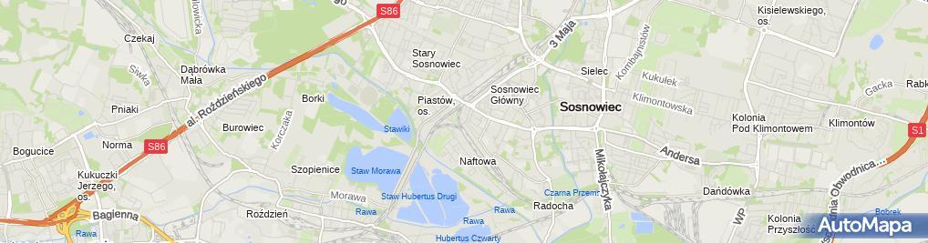 Zdjęcie satelitarne Stolarstwo Wyrób i Sprzedaż