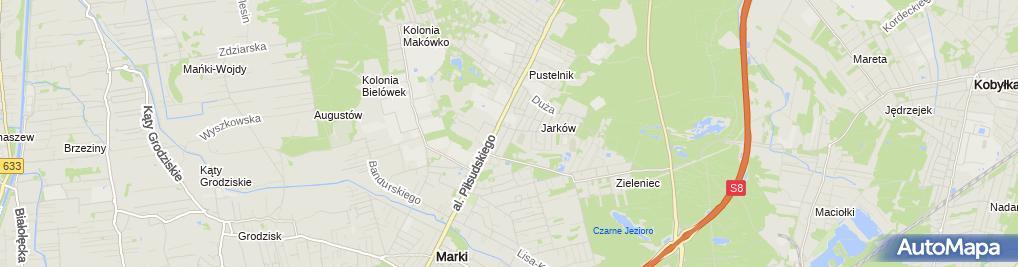 Zdjęcie satelitarne Sylwia Gromadzka-Orłowska e.Scool