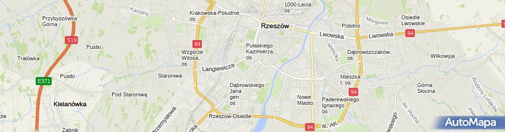 Zdjęcie satelitarne Sylwia Jaworska