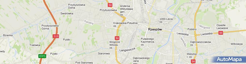 Zdjęcie satelitarne Szemraj - Projekt Biuro Projektowo Usługowe Dariusz Szemraj