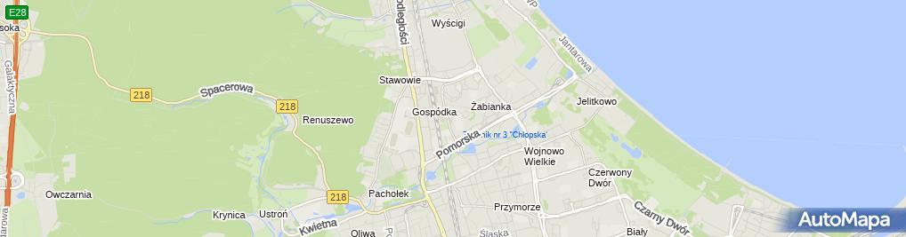 Zdjęcie satelitarne Tadeusz Tessmer