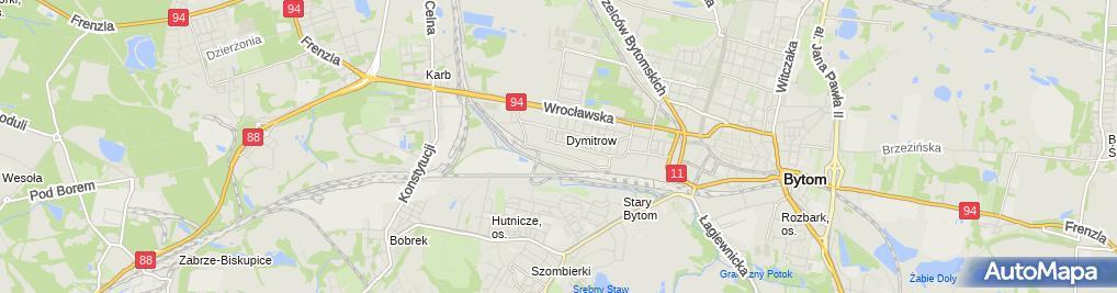 Zdjęcie satelitarne Termo