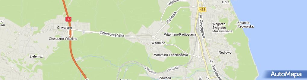 Zdjęcie satelitarne Tobiasz Kulikowski Sports