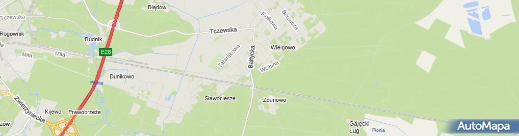 Zdjęcie satelitarne Tomasz Andrzej Paterak