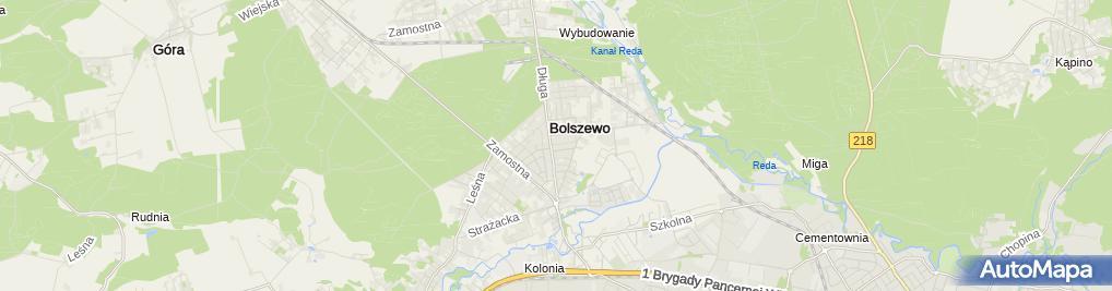 Zdjęcie satelitarne Tomasz Jędrzejczak