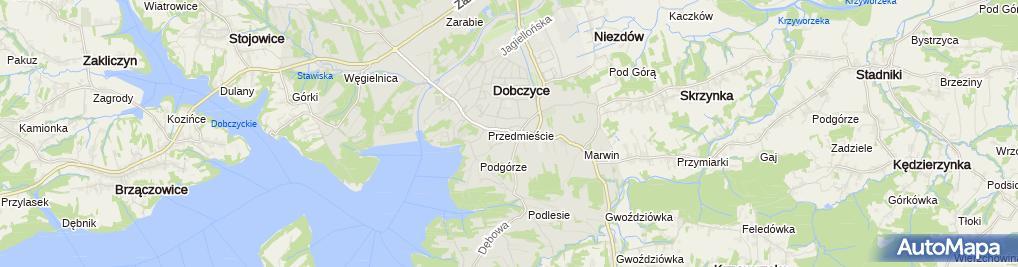 Zdjęcie satelitarne Tomasz Święch