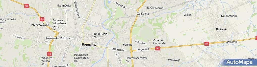Zdjęcie satelitarne Trzebiński Tomasz, Tomasz Trzebiński