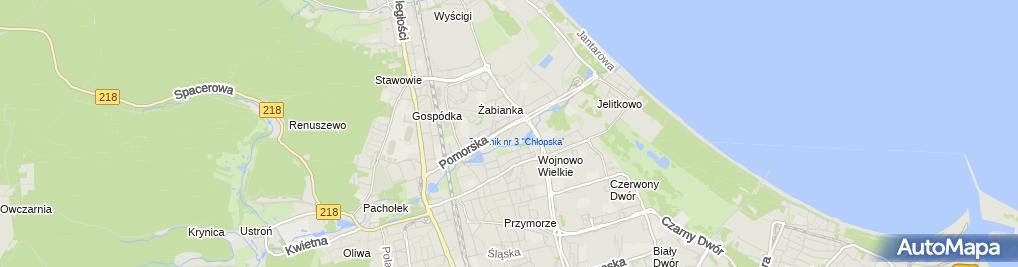 Zdjęcie satelitarne Vendo