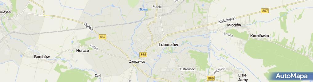 Zdjęcie satelitarne Wa Gra G Dzierga w Felkel