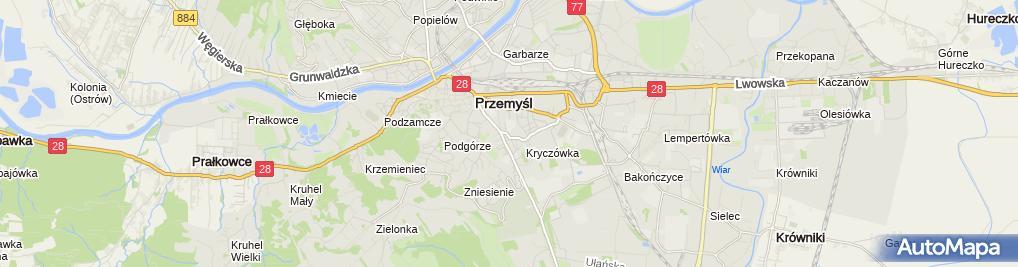 Zdjęcie satelitarne Władysława Harłacz Api Micon