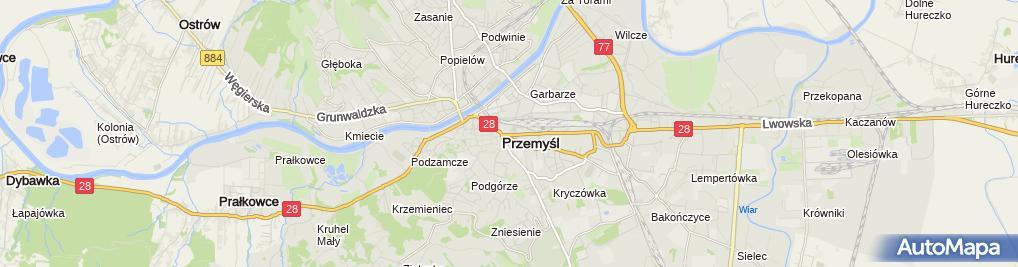 Zdjęcie satelitarne Wojciech Osada