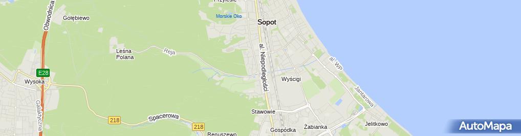 Zdjęcie satelitarne Zaiets Serhii