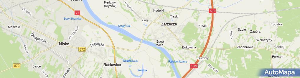 Zaawansowane Zakład Obsługi Technicznej Tech-Plast Molawka Janusz, Zarzecze 37 TU87