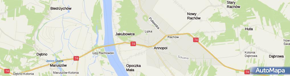Zdjęcie satelitarne Zbigniew Mazur -Sklep Wielobranżowy i Usługi RTV