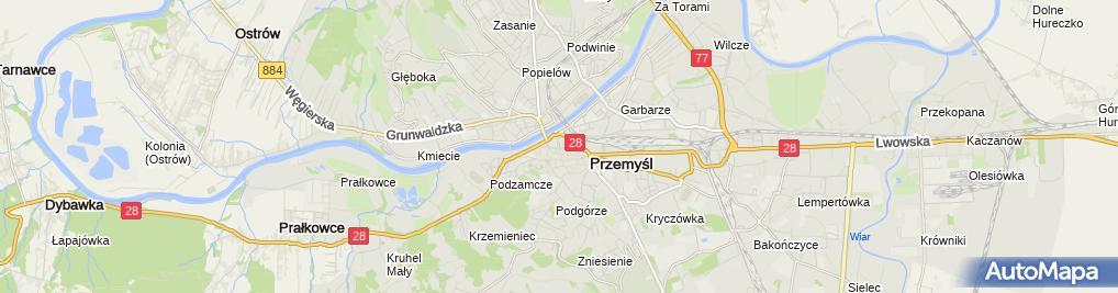 Zdjęcie satelitarne Zbigniew Puc