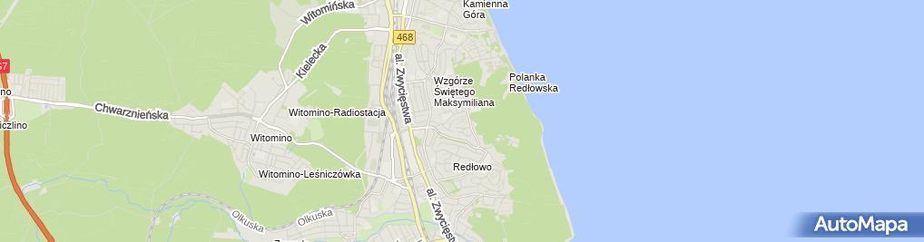 Zdjęcie satelitarne Zdzisław Owczarek - Działalność Gospodarcza