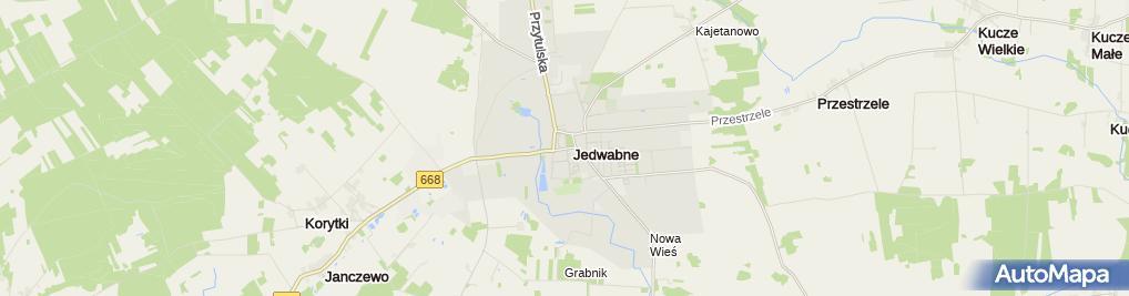 Zdjęcie satelitarne Zdzisław Rutkowski - Działalność Gospodarcza