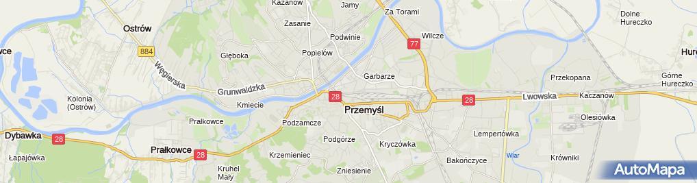 Zdjęcie satelitarne Zdzisław Sidorko