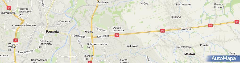 Zdjęcie satelitarne Ziemba Bogusław, Grom-El mgr Bogusław Ziemba