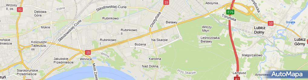 Zdjęcie satelitarne SR2TO 438.775.0 (N)