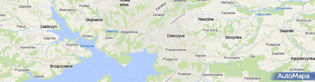 Zdjęcie satelitarne NZOZ Pielęgniarek i Położnych Troska s.c.
