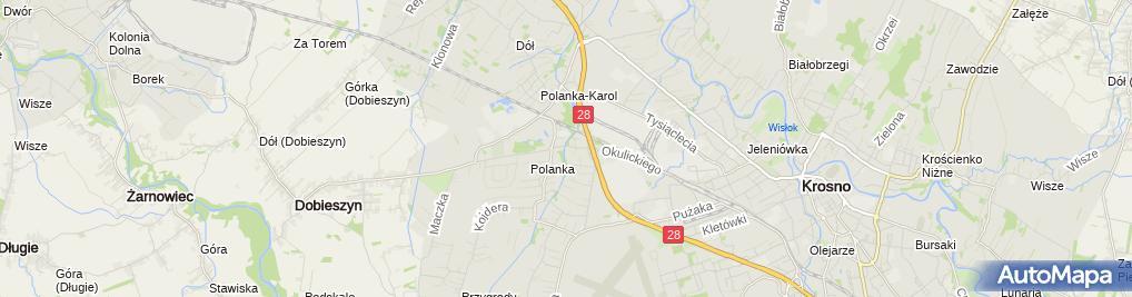Zdjęcie satelitarne Auto Estetyka
