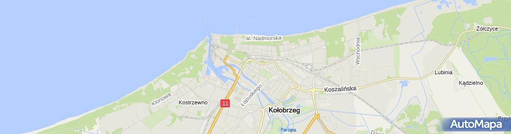 Zdjęcie satelitarne Bartosz Skoczyk