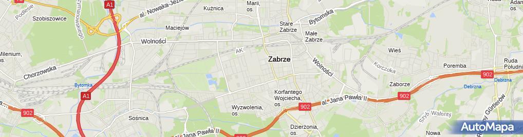Zdjęcie satelitarne Robert Szczerbanowski