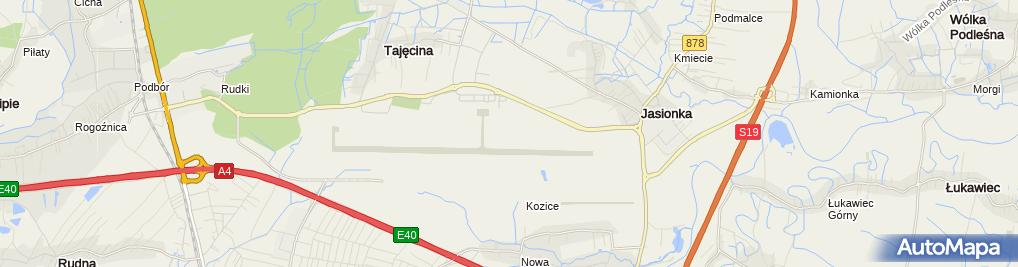 Zdjęcie satelitarne Relay - Kiosk