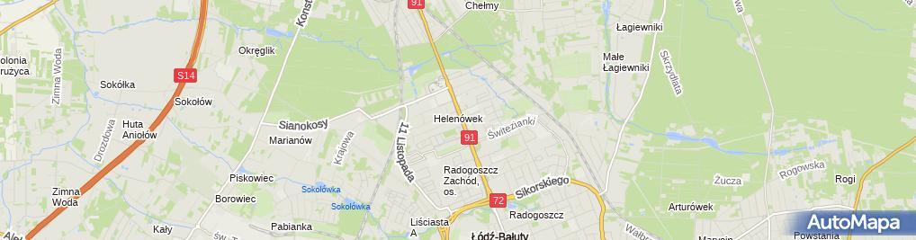Zdjęcie satelitarne Amadeusz
