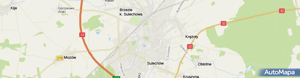 Zdjęcie satelitarne Santander Bank Polska - Wpłatomat