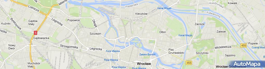 Zdjęcie satelitarne SERWISFOTOVIDEO