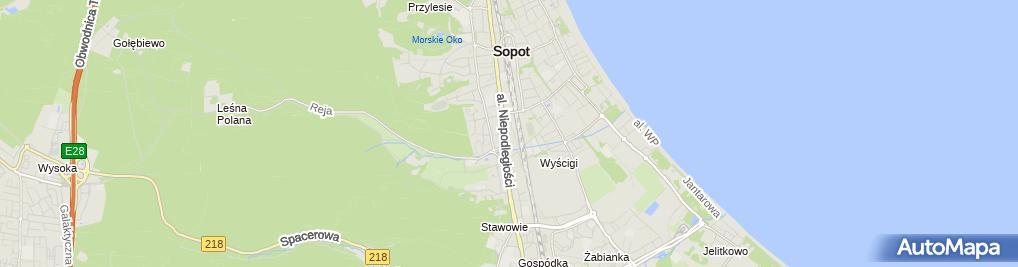 Zdjęcie satelitarne Kolaseum
