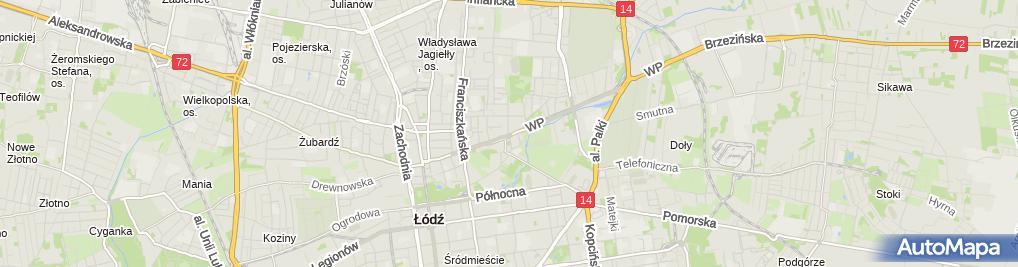 Zdjęcie satelitarne Iwona Pastuszak U Bronka Sklep Spożywczy Iwona Pastuszak Bronisław Syska