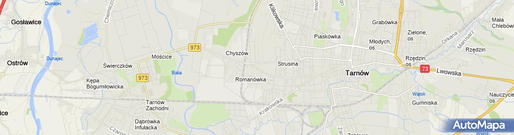 Zdjęcie satelitarne Valdi - Stacja Paliw Nr 8