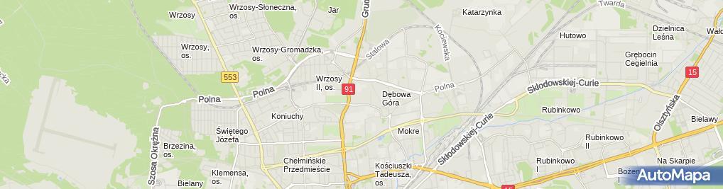 Zdjęcie satelitarne Świat GSM - Sklep