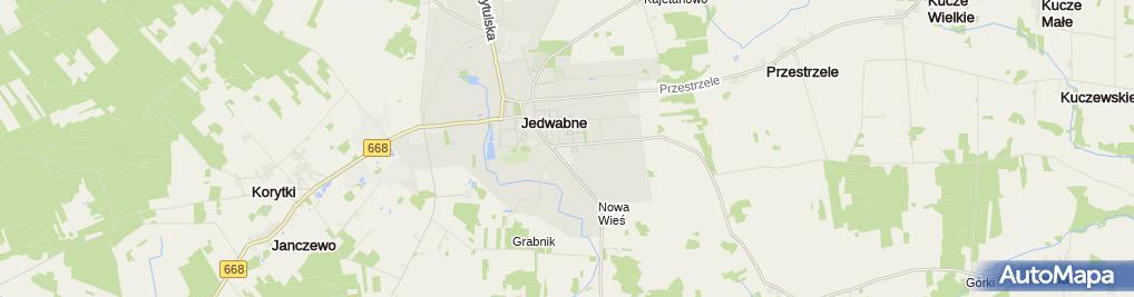Zdjęcie satelitarne Branżowa Szkoła I Stopnia