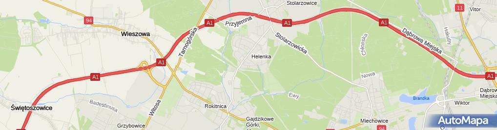 Zdjęcie satelitarne Matema Nemezjusz Cywiński