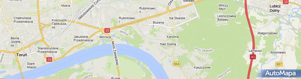 Zdjęcie satelitarne Auto-Tip