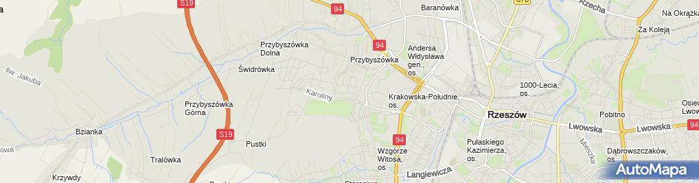 Zdjęcie satelitarne dr Łukasz Dudziński - Tłumacz Przysięgły Języka Niemieckiego