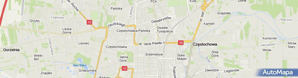 Zdjęcie satelitarne Tłumaczenia j. angielski
