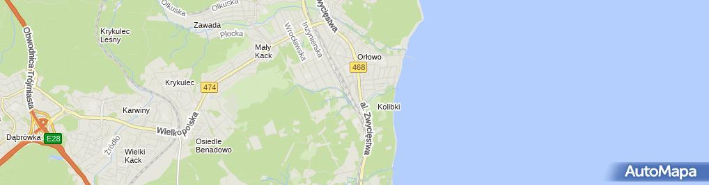 Zdjęcie satelitarne IQOS