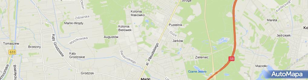 Zdjęcie satelitarne ERA UBEZPIECZEŃ