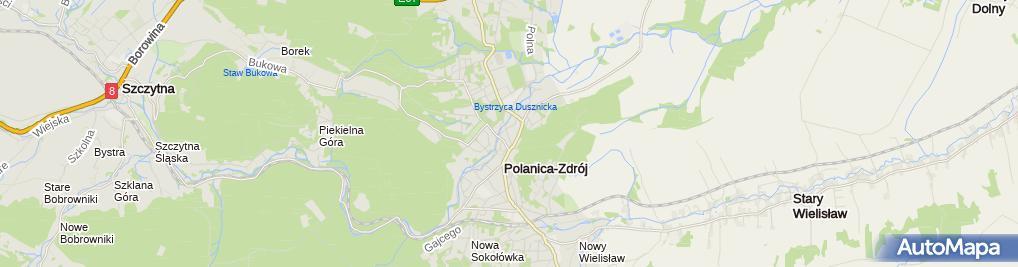 Urząd Miejski W Polanicy Zdroju Dąbrowskiego Jarosława 3 57 320