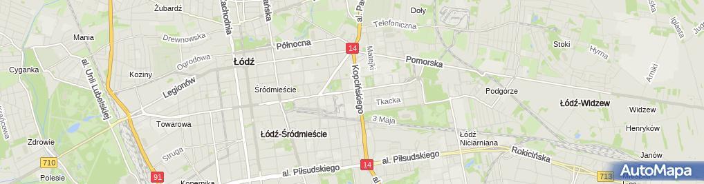 Zdjęcie satelitarne Auto detailing