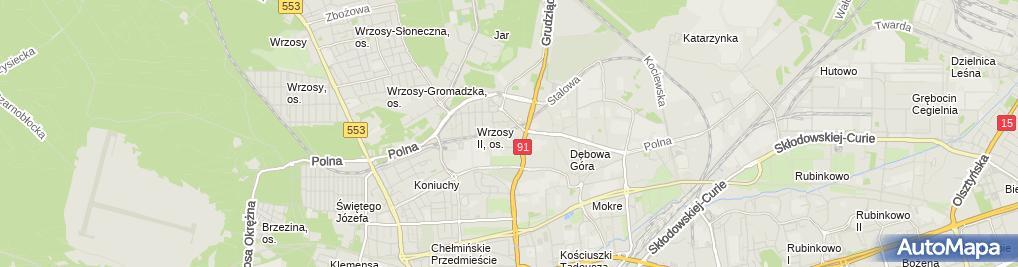 Zdjęcie satelitarne VTEC