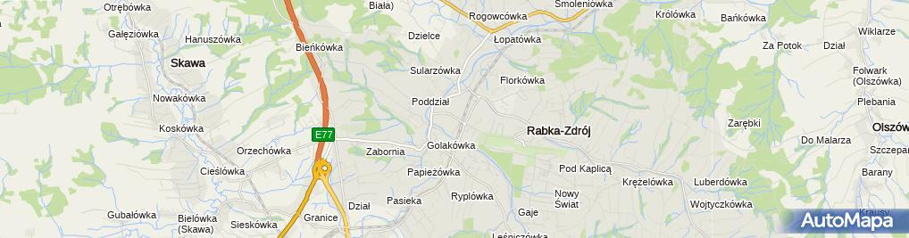 4878f80a Wojas - Sklep, ul. Orkana 17, Rabka Zdrój 34-700, godziny otwarcia ...