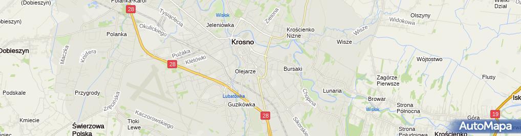 Zdjęcie satelitarne Federkiewicz J.